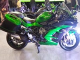 Video : Kawasaki Ninja H2 SX Launched In India At Auto Expo 2018