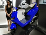 Video: Twenty Two Flow Electric Scooter Launched In India At The Auto Expo 2018
