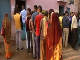 Video : Over 70% Voter Turnout Recorded In 2 Madhya Pradesh Seats