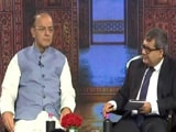 Video : 'Unlike Netas, Regulators Not Accountable': Arun Jaitley On Bank Fraud