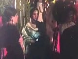 Video : Sridevi Was Last Seen Just Days Ago In Video From Family Wedding In Dubai