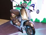 Video : Piaggio Vespa Electtrica First Look