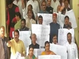 Video : Protests In Bihar Assembly Over Leader Who Mowed Down 9 Children