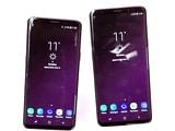 Samsung Galaxy S9, Samsung Galaxy S9+ First Look