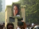 Video: Farewell, Sridevi: India Remembers Its Chandni