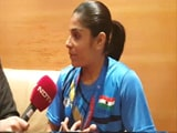 Video : Target Is To Win A Commonwealth Games Medal: Aruna Budda Reddy