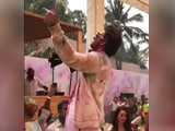 Video : Ranveer Steals The Spotlight At Holi Party For Pharrell Williams