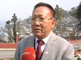 "Video: ""Will Continue Alliance With BJP,"" Says Nagaland Chief Minister TR Zeliang"