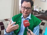 Video : There Should Be No Problem In Stitching Non-Congress Alliance In Meghalaya: Kiren Rijiju