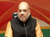 Video: 'People's Stamp On PM's Policies': Amit Shah On Results