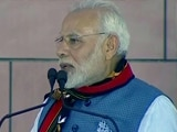 Video : Even <i>Vaastu Shastra</i> Says Northeast Is Important, Says PM Modi