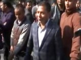 Video: Drama In Meghalaya, Congress, BJP Land At Kingmaker's Home, At Same Time