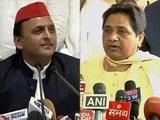 "Video : ""Not An Alliance"": Mayawati Explains Arrangement With Samajwadi Party"
