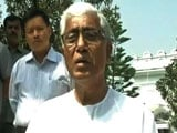 Video: After 25 Years Of CPI(M) Rule In Tripura, Manik Sarkar Resigns As Chief Minister