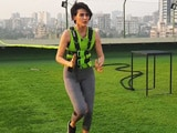 Video : Watch! Mandana Karimi's Workout In 3-Minutes