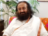 Video : Need A Body To Monitor Fake Gurus: Sri Sri Ravi Shankar