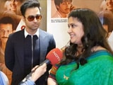 "Video : ""Salman Is An Uncommon Man With A Common Cold,"" Says Renuka Shahane"