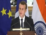 Video : Want To Be India's Strategic Partner In Europe, Says French President
