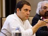 "Video : ""If I Was Prime Minister..."": Rahul Gandhi On Notes Ban In Malaysia"