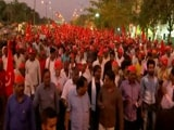 Video : 50,000 Farmers In Mumbai Plan Overnight March Before Showdown Tomorrow