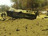 Video : 9 CRPF Personnel Killed In Maoist Attack In Chhattisgarh's Sukma