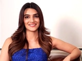 Video : Kriti Sanon Explains How Bollywood Stars Prepare For Media Interviews