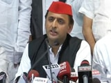 Video : Thank Mayawati, First: Akhilesh Yadav On His Huge Triumph Today