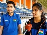 Video : हरियाणा की मनु ने वर्ल्ड कप में जीते गोल्ड