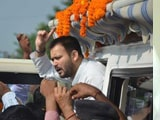Video : Lalu Is On BJP's Hit List, Says Tejashwi Yadav