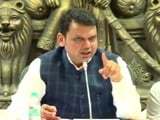 Video: Devendra Fadnavis's Closed-Door Meeting With Sena As TDP Quits Alliance