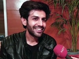 Video : Kartik Aaryan Is Like 'Sonu' IRL