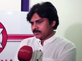 "Video : BJP Image ""Negative"", No Question Of A Tie-up, Says Pawan Kalyan"