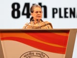 Video : Sonia Gandhi Says Modi Government Drunk On Power, Promises Were All Drama