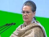 Video : कांग्रेस महाधविशेन में बोलीं सोनिया गांधी, मोदी सरकार की योजनाएं कमजोर
