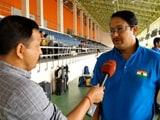Video: भारतीय शूटिंग के खिलाफ साजिश हो रही है: NDTV से बोले जसपाल राणा