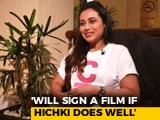 Video : 'Will Never Be Directed By My Husband,' Says Rani Mukerji