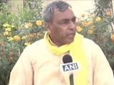 Video : सरकार का सारा ध्यान सिर्फ मंदिर पर : योगी के मंत्री ओम प्रकाश राजभर