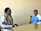 "Video : ""Federal Front In Making"": Telangana's KCR After Meeting Mamata Banerjee"