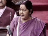 Video : All 39 Indian Hostages In Iraq's Mosul Killed By ISIS, Says Sushma Swaraj