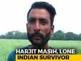 Video : Harjit Masih Lied, Says Centre On Man Who Said He Saw 39 Indians Killed