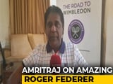 Video : Roger Federer Is As Great As They Come: Vijay Amritraj
