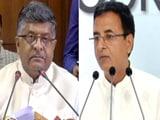 Video : न्यूज टाइम इंडिया : फेसबुक डेटा लीक पर Bjp- Congress का आरोप- प्रत्यारोप