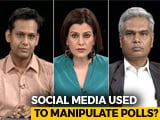 Video : Big Data Scandal: Are Parties Manipulating Voters?