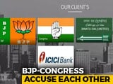 Video : BJP, Congress Deny Links To Cambridge Analytica, Records Show Otherwise