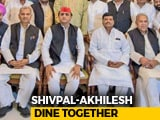 Video : Well-Attended Samajwadi Dinner Brightens Mayawati's Rajya Sabha Hopes