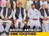 Video : Well-Attended Samajwadi Dinner Brightens Mayawati's Rajya Sabha Hopes