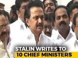 Video : MK Stalin Writes To PM Modi, 10 Chief Ministers On 15th Finance Commission