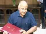 Video : दिल्ली सरकार ने पेश किया 53 हजार करोड़ रुपये का बजट