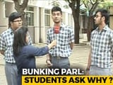 """Video : """"Go To Work"""": Students On Repeated Parliament Disruptions"""