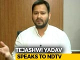 Video : BJP Blocking Proper Probe In Facebook Scandal, Says Tejashwi Yadav
